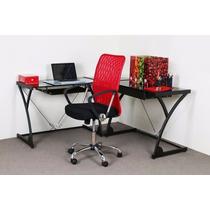 Mesa + Cadeira Escritório Parma Bérgamo Computador Trabalho
