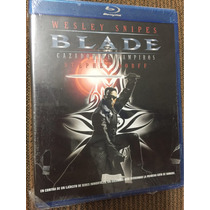 Blade Cazador De Vampiros Wesley Snipes Bluray Nueva