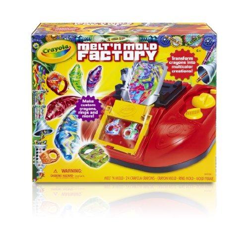 Crayola Derretimiento \' N Fábrica Del Molde - $ 129.400 en Mercado Libre
