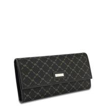 Billetera Rioni Signature (black) - Checkbook Femenino