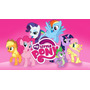 Kit Imprimible My Little Pony Fiesta