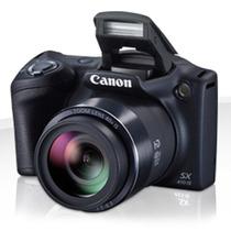 Canon Sx410 Is 20mp Hd Zoom 40x + 32 Gb Clase 10 + Regalos