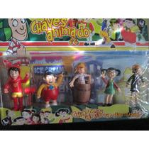 Muñecos Figuras Chavo Del 8 En Blister X 5 Unidades