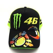 Gorro Jockey Moto Gp Valentino Rossi Vr46 Monster