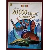 Livro 20,000 Leguas Submarinas Julio Verne