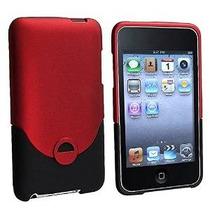 Caja Roja Para Apple Ipod Touch 2g, 3g (segunda Y Tercera Ge