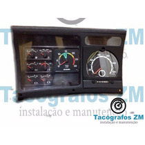 Painel De Instrumentos Scania 113 124 Com Tacografo