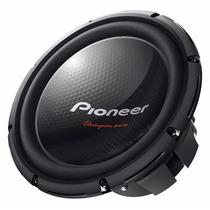Auto Falante Pioneer 12 Polegadas Ts-w310s4 400 Rms 4 Ohms