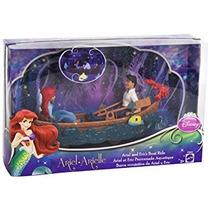 Juguete Princesa De Disney Toy Figura Playset - Ariel Y Pas