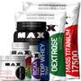 Combo Anabolimos Total - Max Titanium