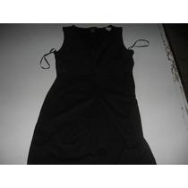 Vestido Marca Forever Twentyone Negro Talla L = Ch Ó M Nuevo