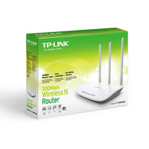 Roteador Wifi Tp-link Tl-wr845n 300mbps 3 Antenas