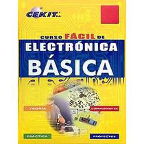 Libro Electronica Basica Cekit - Pdf
