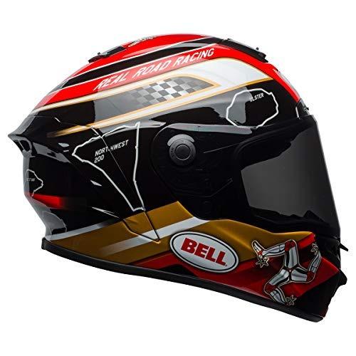 9cdee43a5f271 Casco Integral Para Motocicleta Bell Star Mips (isla De Man ...