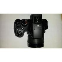 Carcaça Camera Digital Fujifilm Finepix Sl300 C/ Defeito