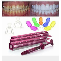 Kit Clareador Dental White Class 10% + Moldeira