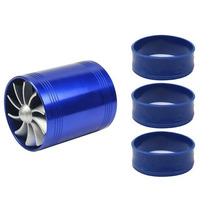 F1-z Turbo Supercharger Dual Propeller Turbina Dupla No Br $