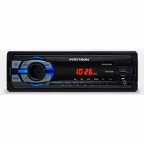 Auto Radio Positron Sp2210 Ub Mp3 Player Usb Sd-card