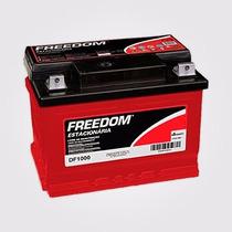 Bateria Som Estacionaria Freedom Heliar Df1000 70ah Amper