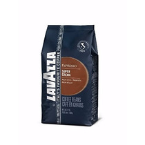 Cafe En Grano Entero Super Crema Lavazza De 1kg