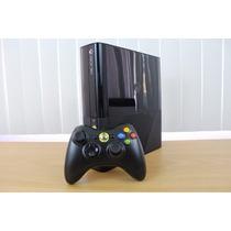 Xbox360 4gb + 2 Controles + 2 Jogos + Kinect