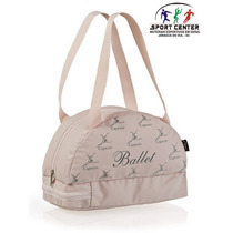 Bolsa/ Mochilinha Capézio Ballet Mel B 22 Rosa - Original