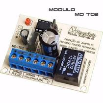 Modulo P/ Acender Luz Da Garagem Peccinin