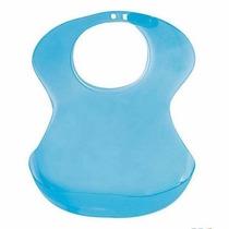 Baberos Plasticos Sin Derrames Lavables Ideales Y Practicos