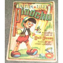 Album Pinocho Lleno Año 1944