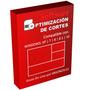 Programa Optimizador De Cortes Profesional Software