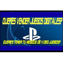 Guia Completa Para Vender Juegos Digitales Ps3 Y Ps4