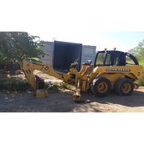 Mano De Chango Retro Excavadora John Deere Bob Cat