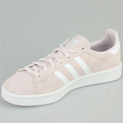 ac08a1431e2 Tenis adidas Para Dama Campus Color Rosa Piel Envio Gratis -   1