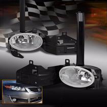 Honda Accord Coupe 2008 - 2010 Par De Faros Antiniebla