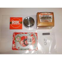 Kit Pistão 220 Para Titan/fan/cg-150 Kmp Premium Taxado