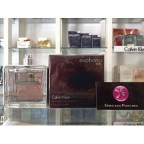 Perfume Euphoria For Men Edt 50ml Calvin Klein