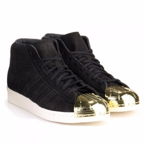 Botas Adidas Original Superstar Punta Metal Consultar Stock