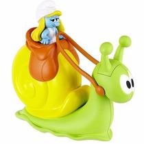 Veículo Caracol Smurfs 2 Figura Smurfette Sunny Brinquedos