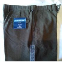 Pantalon Caballero: Dockers 36x32 Verde Olivo