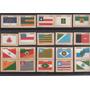 Bandeiras Dos Estados Brasileiros - Coleção Selos Novos 7634