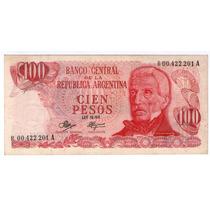 Barese2013 Bottero 2387 Reposicion 100 Pesos Ley