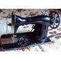 217 Prd- 1915 Máquina De Costura Singer- G 4362021- Funciona