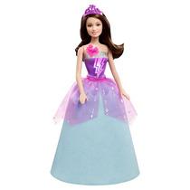 Boneca Barbie Super Princesa Super Amiga Cdy62