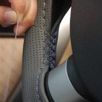 Protetor Capa Para Volante - Couro Sintético - Todas Marcas
