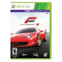 Forza Motorsport 4 Xbox 360 Usado Blakhelmet C Sp