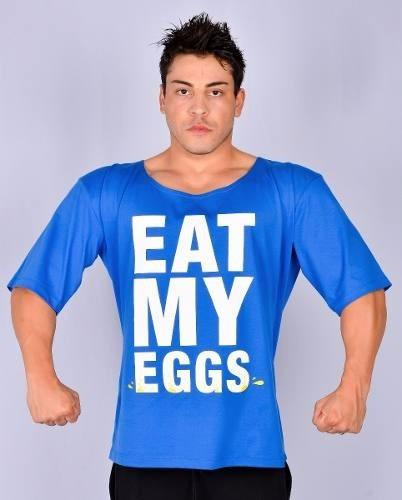 Camisa Camiseta Morcego Masculino Malhar Fitness Musculação - R  49 ... b1620937662e3