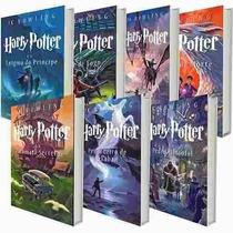 Coleção Kit Harry Potter Completa 7 Livros - J. K. Rowling