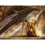 Quadro Decorativo Anjo Caído Sala E Quarto 60cm X 40cm