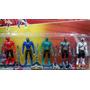 Kit Power Rangers Com 5 Bonecos Samurai Com Espadas<br><strong class='ch-price reputation-tooltip-price'>R$ 35<sup>90</sup></strong>