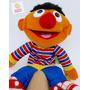 Muppet Plaza Sésamo Enrique Ernie Original Títere Regalo